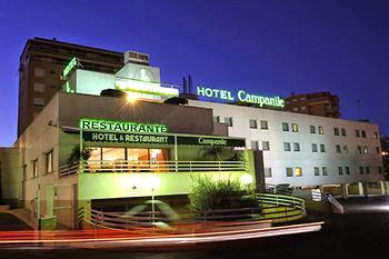 imagen exterior de un hotel Campanile