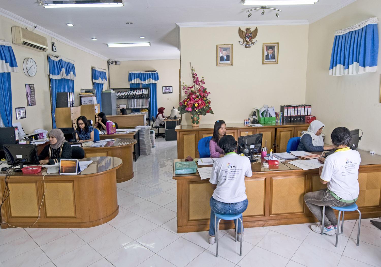 Agen Penyalur TKI di Tebing Tinggi, Resmi Disnaker BNP2TKI Sumatera Selatan