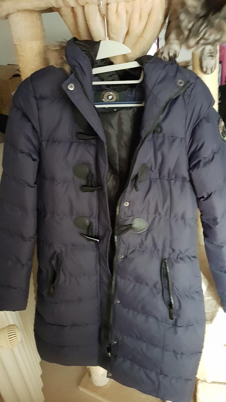 mona 39 s blog az fashion damen steppmantel winter mantel. Black Bedroom Furniture Sets. Home Design Ideas