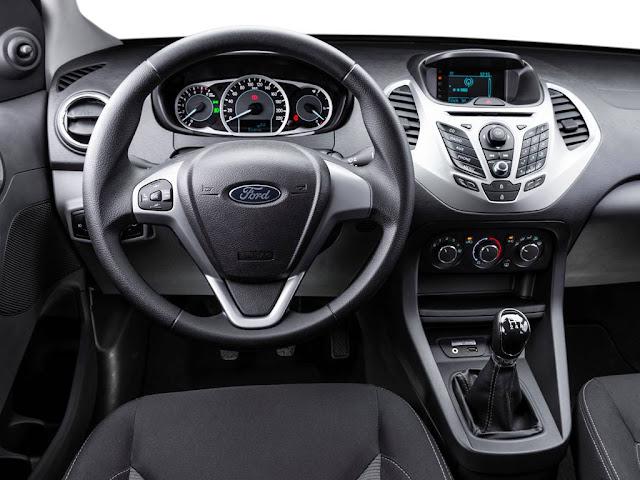 Novo Ford Ka 2017 - Preço