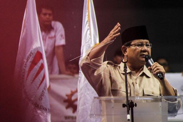 Bantah Tak Ngerti Makro Ekonomi, Prabowo Ingatkan Jokowi Soekarno Pernah Sampaikan Ini