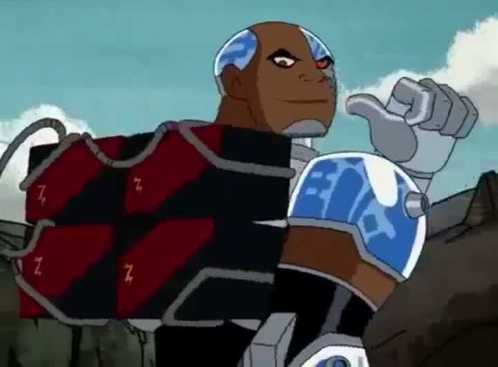 teen titans the sum of his parts