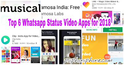 Whatsapp status apps