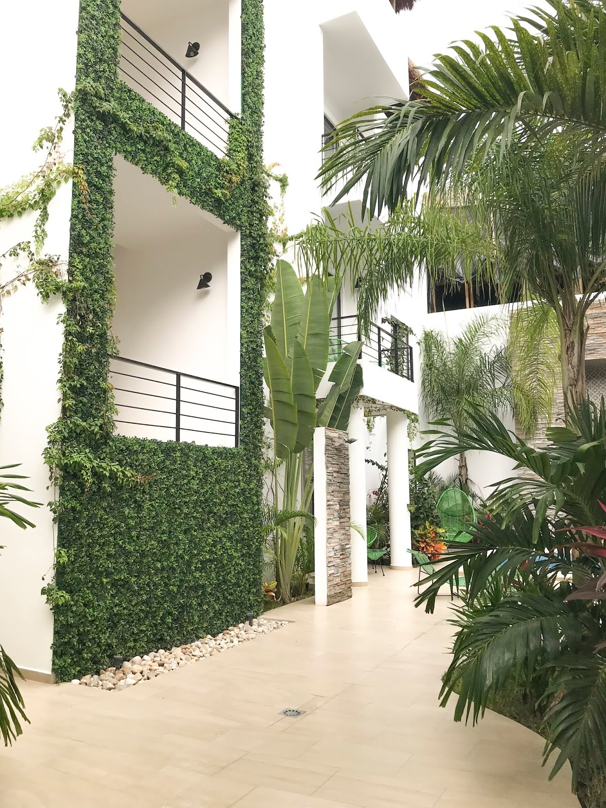 Elements Boutique Hotel in Tulum