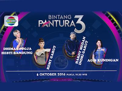 Bintang Pantura 3 babak 36 Besar, Grup 6, Tampil 6 Oktober 2016