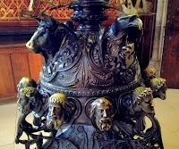 The Great Lectern of Notre-Dame Cathedral, Paris