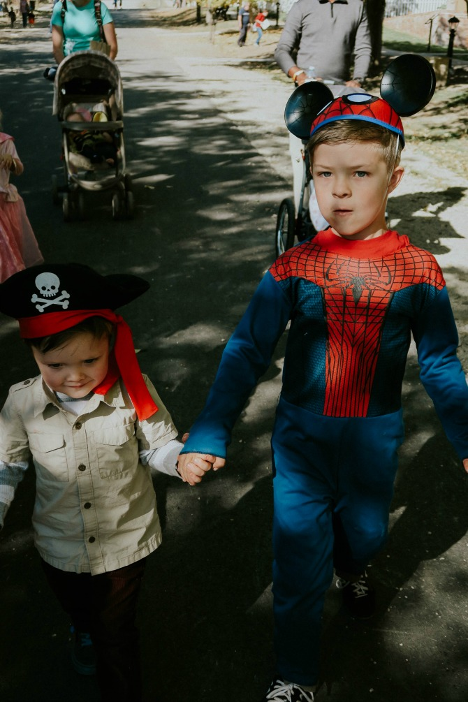 Little Haunts: kids halloween activities