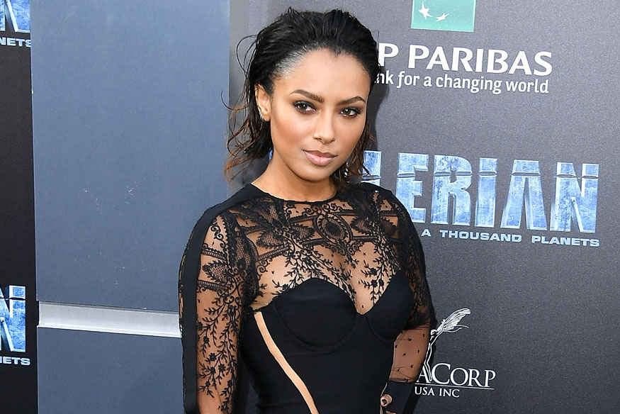 Kat Graham at Premiere Of EuropaCorp And STX Entertainment's 'Valerian And The City Of A Thousand Planets