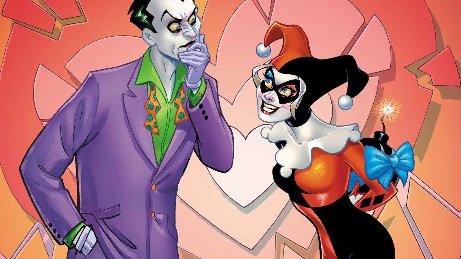 0145d996fed5 Weird Science DC Comics  Harley Quinn  Harley Loves Joker  1 Review