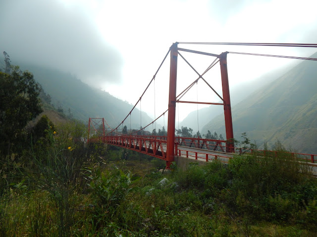 Catarata Mortero trekking