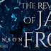 Cover Reveal -  The Revolution of Jack Frost by K.M. Robinson
