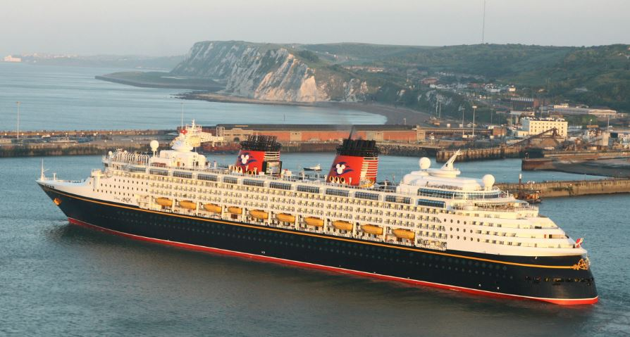 Disney Cruise Ship Rescues Cuban Migrants