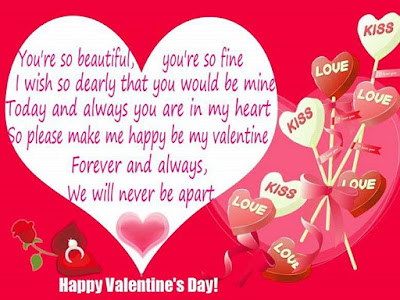 "poems val day 7 - {""Best""} # 20+ Happy Valentines Day 2018 SMS"