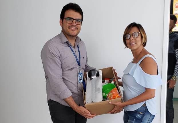 Secretaria de Saúde de Barreiras recebe Kits para fortalecer o combate ao Aedes Aegypti