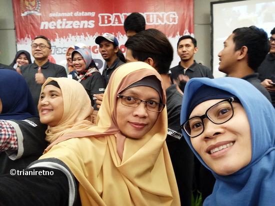 Gathering Netizen MPR dan BloggerBDG