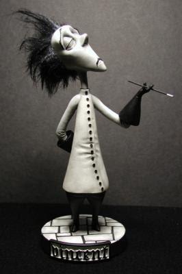 exposition Tim Burton Vincent