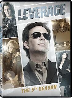 DVD Review - Leverage: The Final Season