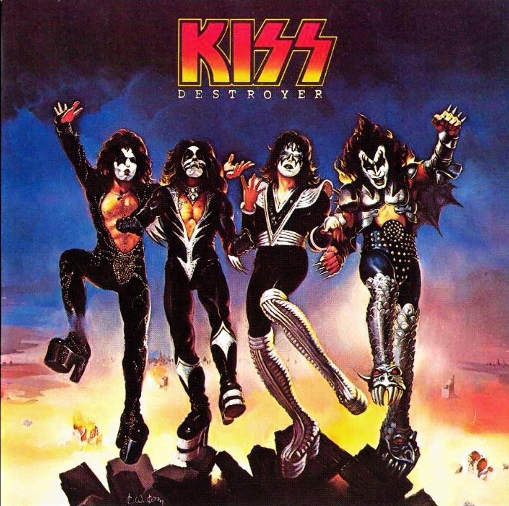 Kiss Destroyer Album : heavy metal rocks kiss destroyer destroyer resurrected ~ Russianpoet.info Haus und Dekorationen