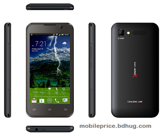 Symphony Xplorer V55 Feature, Specification, Price In Bangladesh
