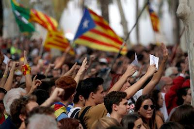 Katalónia, katalán-függetlenség, katalán-népszavazás, Spanyolország, kisebbségek, kisebbségi jogok, Carles Puigdemont, önrendelkezés