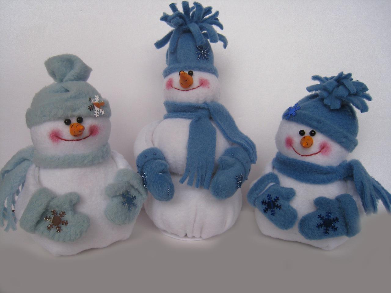 Страна мастеров снеговики своими руками