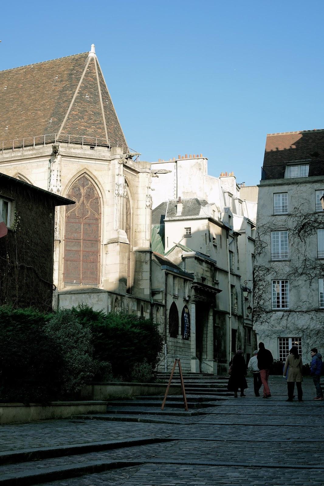 バール通り(Rue des Barres)