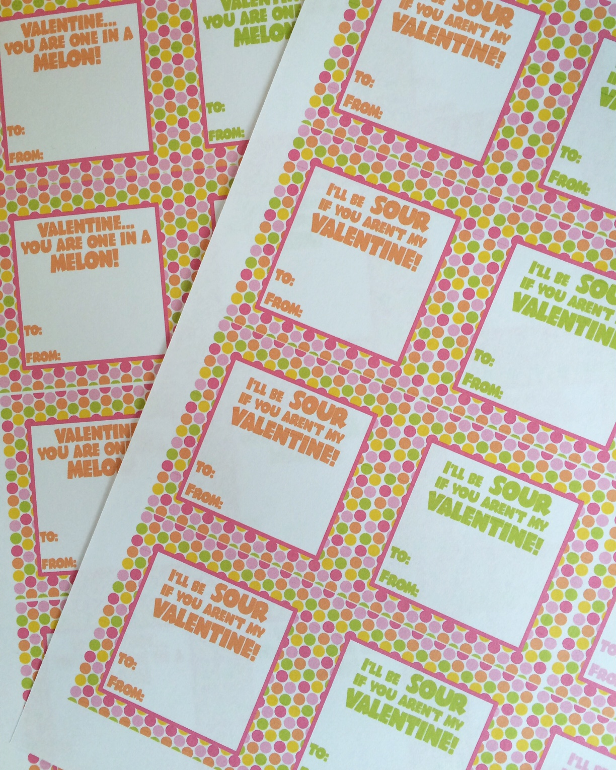 The Larson Lingo Sour Patch Kids Amp Sour Watermelon Valentines Free Printables