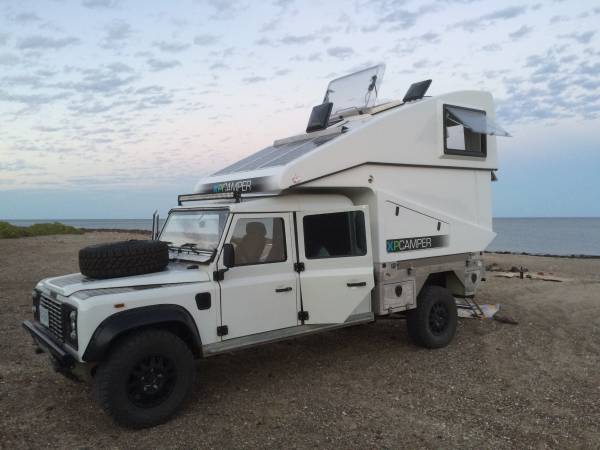Land Rover Defender Expedition XP Camper - RV & Camper