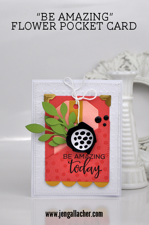 Background stamped card by Jen Gallacher from www.jengallacher.com. #stamping #stamper #jengallacher #echoparkpaper