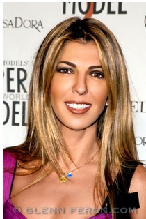 In The Images Used As Examples Was A Picture Of Beautiful Nina Garcia Seen Here