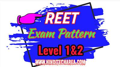 Reet exam pattern