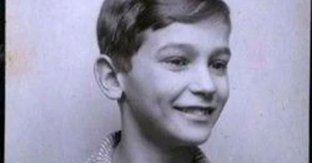 Here S The Only Known Picture Of Peter Schiff The Boy Who