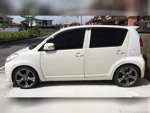 Perodua Myvi SX