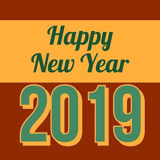 Different colour New year 2019 Picture Text Images