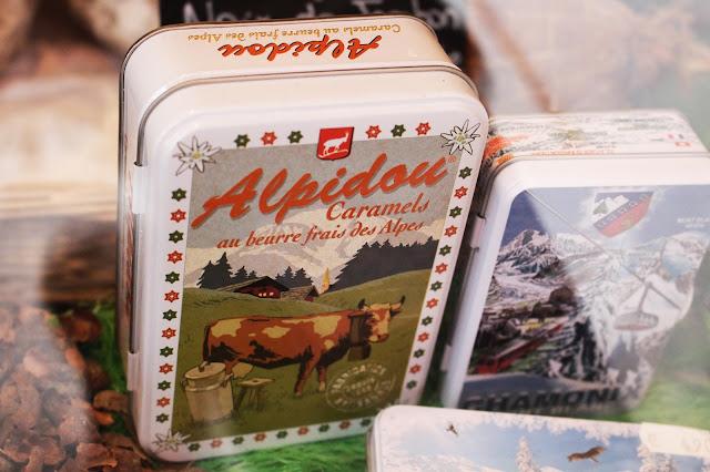 Caramels Alpidou