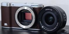 Harga dan Spesifikasi Kamera mirrorless Samsung NX3000
