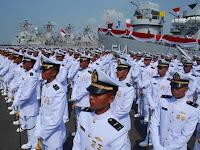 TNI Angkatan Laut - Recruitment For Calon Tamtama PK (SMP, SMU/SMK) TNI AL January 2017