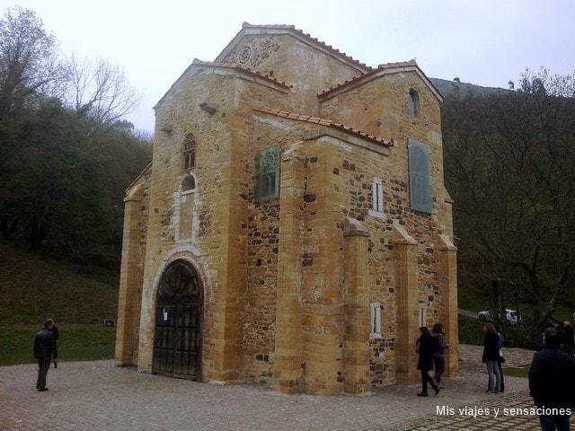 San Miguel de Lillo, Oviedo, Asturias