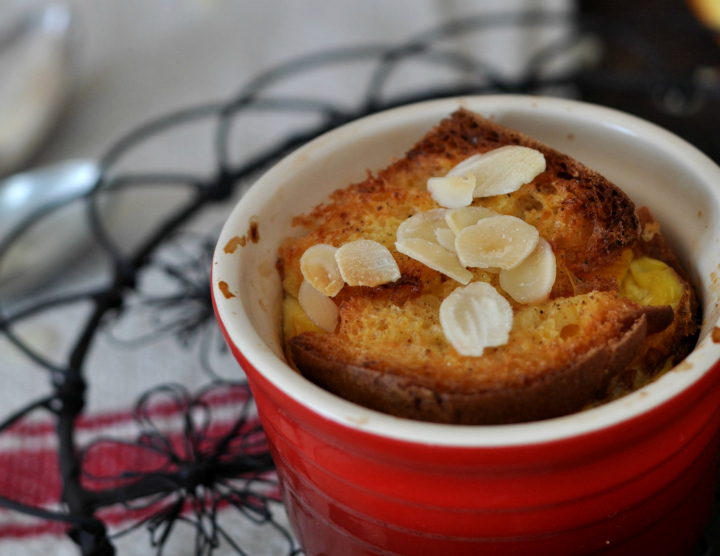 Gratinated Panettone - a wonderful treat for winter!