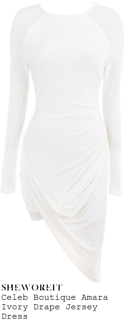 Sheworeit Sam Faiers Nicole X Missguided Bright White Long