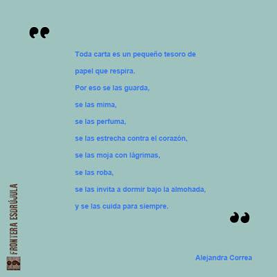 Si tuviera que escribirte- Alejandra Correa- reseña