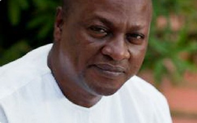 Go into farming – former president  Mahama to African youth