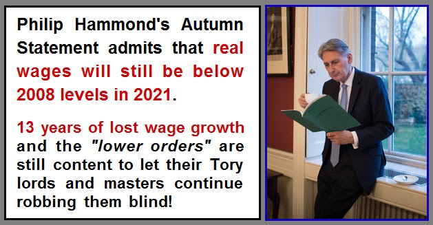 Philip Hammond opens his first Autumn Statement