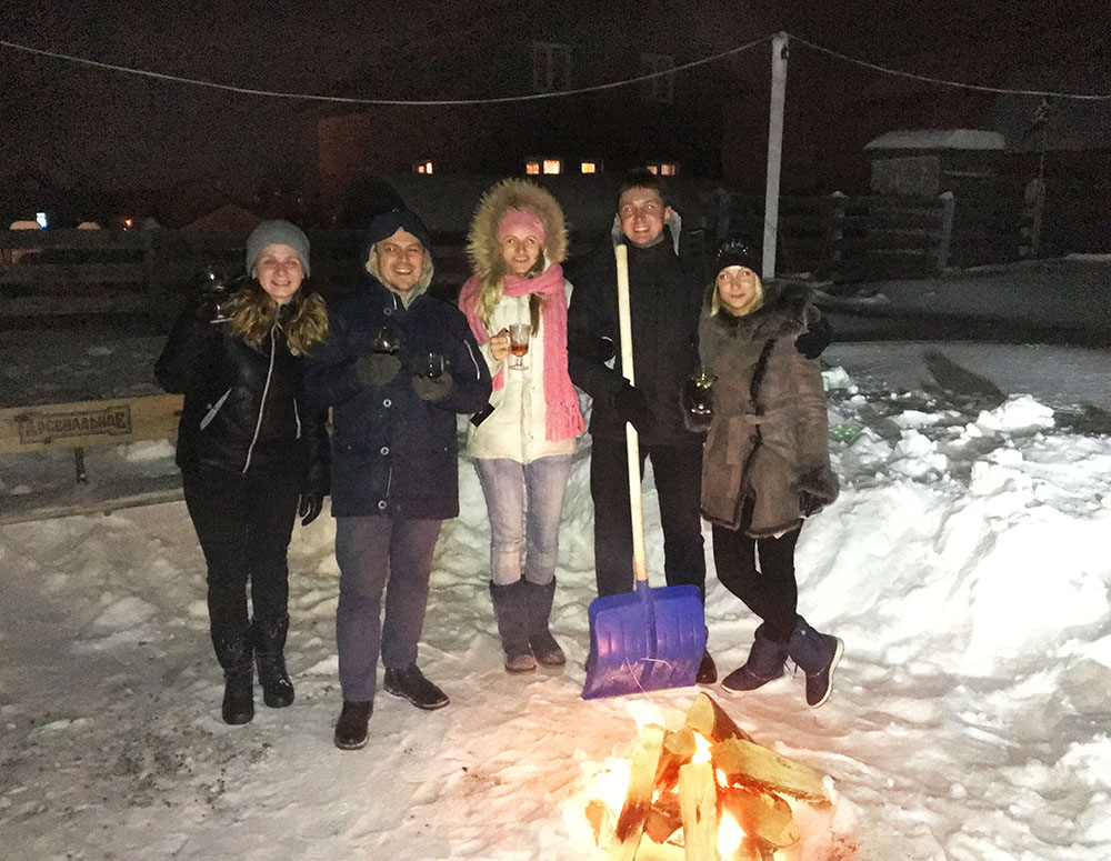 Siberian travel