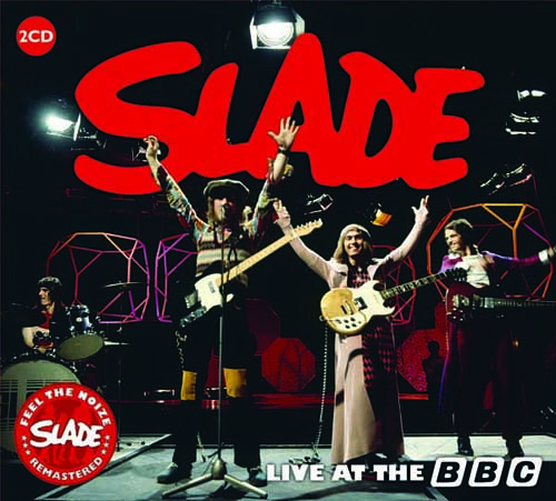 Slade at The BBC SALVO