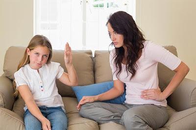 كيفية التعامل مع ابنك العنيد