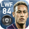 Left Winger Forward - Neymar Jr
