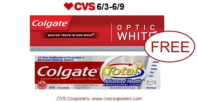 http://www.cvscouponers.com/2018/06/free-colgate-optic-white-or-total.html