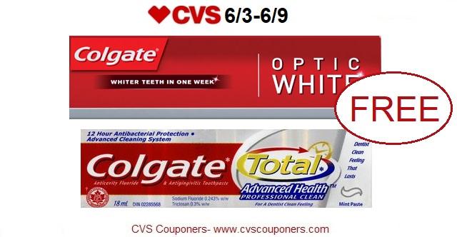 http://www.cvscouponers.com/2018/06/free-colgate-optic-white-or-total.html