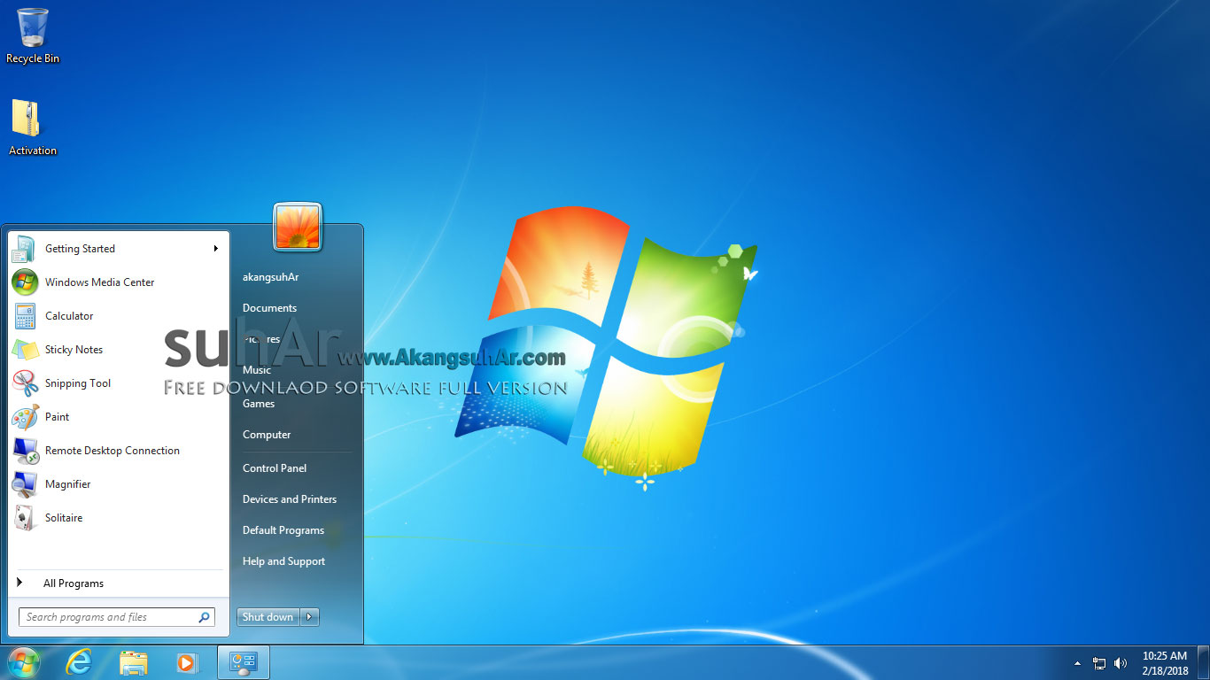 Free Download Windows 7 Ultimate Sp1 USB 3.0 Full Version Terbaru